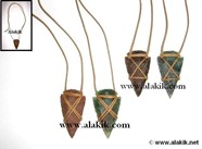 Picture of Tribal Arrowhead Necklace