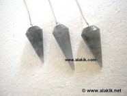 Picture of Grey Aventurine Facetted Pendulum