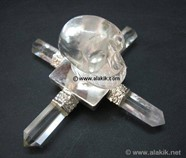 Picture of Skull Generator Crystal Quartz
