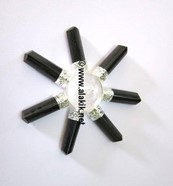 Picture of Black Tourmaline Energy Generator w/. Crystal Antena