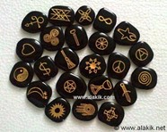 Picture of Wiccan Witch Craft Engrave stones