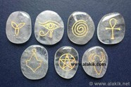 Picture of Crystal Quartz Wiccan Energy Set