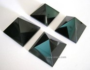 Picture of Black Obsidian Pyramid