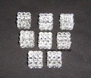 Picture of Crystal Quartz 54 Pyramid Cube