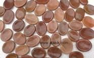 Picture of Peach Aventurine Worry stone