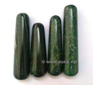 Picture of Dark Green Aventurine smooth Massager