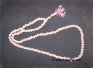 Picture of Rose Quartz Jap mala