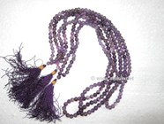 Picture of Amethyst Japa mala