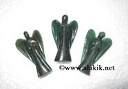 Picture of Dark Green Aventurine Angel