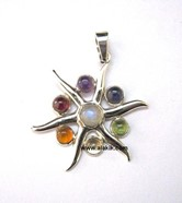 Picture of Chakra Star Fish Pendant