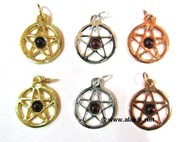 Picture of Pentagram Metal pendant