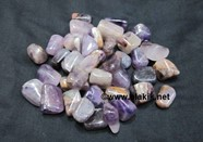 Picture of Indian Amethyst Tumble Stone