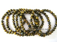 Picture of Tiger Eye Beaded Bracelet