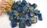 Picture of Lapis Lazule Rune Set