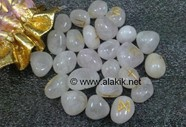 Picture of Rose Quartz Rune Set