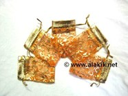 Picture of Satin Pouch Orange (Small)
