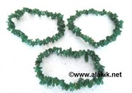 Picture of Green Aventurine Chips Bracelets