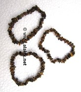 Picture of Tiger Eye Chip Bracelet