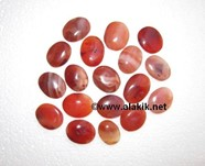 Picture of Red Carnelian Cabachones