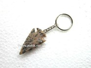 "Picture of 2"" Arrowhead Keyrings"