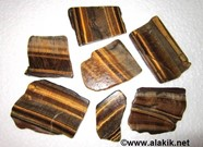 Picture of Tiger Eye Slices