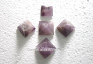Picture of Indian Amethyst Pyramid 23-28mm