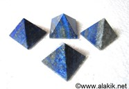 Picture of Lapis Lazule pyramids 23-28mm