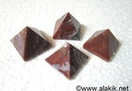 Picture of Fancy Jasper Pyramids 23-28mm