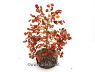 Picture of Red Carnelian 300bds Tree