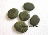 Picture of Grass jasper palm stones