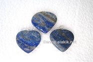 Picture of Lapis Lazule Heart Pendants