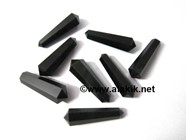 Picture of Black Obsidian D point pencils