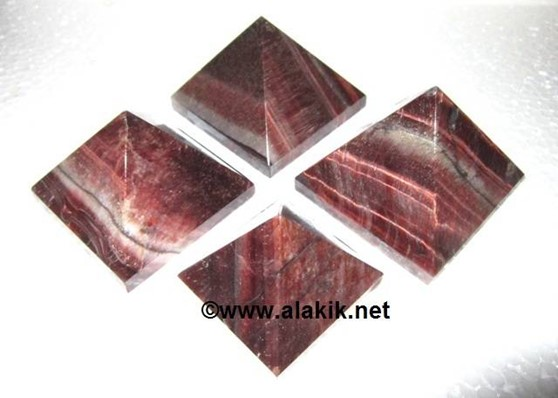 Picture of Red Tiger Eye Pyramid