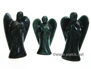 Picture of Dark Green Jade Big Angels