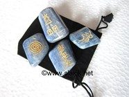 Picture of Blue Kynite Usai reiki Set