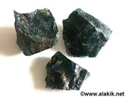 Picture of Raw Moss Agate Chunks