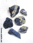 Picture of Raw Sodalite Chunks