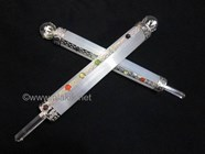 Picture of Selenite Chakra Healing Wands