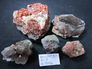 Picture of Brown Apophyllite Lot 807