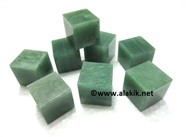 Picture of Green Aventurine Cubes