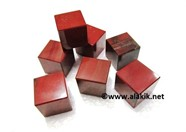 Picture of Red Jasper Cubes