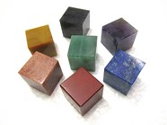 Picture of Mix Gemstone Cubes