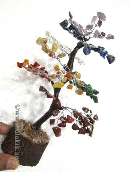 Picture of Chakra Tree with Steam