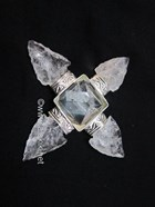 Picture of Crystal Quartz Arrowhead Generator