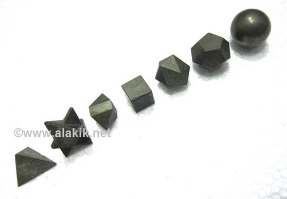 Picture of Pyrite 7pcs Geometry set