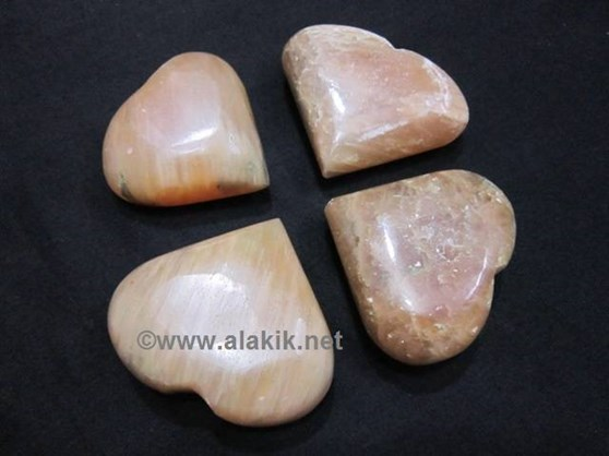 Picture of Chrysoberyl Cats Eye Pub Hearts
