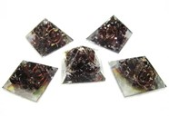 Picture of Baby Orgone Garnet Pyramid