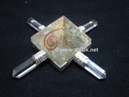 Picture of Aquamarine Orgone Pyramid Generator