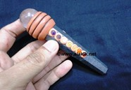 Picture of Hematite Tibetan Chakra Massage Wand