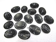 Picture of Snowflake Obsidian Worrystones
